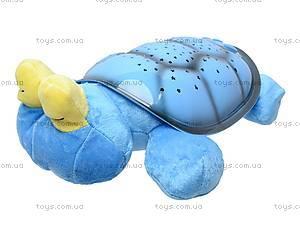 Светильник «Черепаха - звездное небо», 699-4, детские игрушки