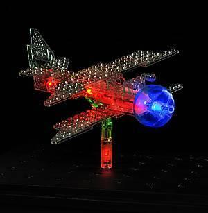Светящийся конструктор «3D панель Дракон», 1070b, купить