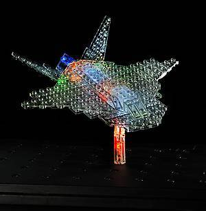 Светящийся конструктор «3D панель Дракон», 1070b, магазин игрушек
