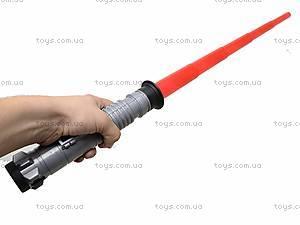 Детский световой меч, B110701, игрушки