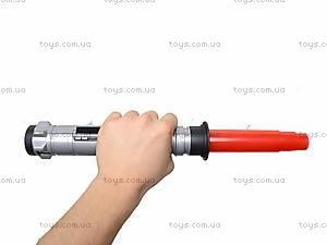 Детский световой меч, B110701, детские игрушки