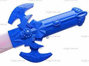 Световой меч игрушечный, 169-3, фото