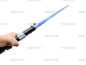 Световой меч «Звёздные Войны» со светом и звуком, 862209, купить