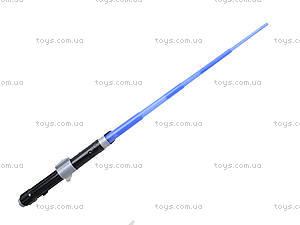 Световой меч «Звёздные Войны» со светом и звуком, 862209, фото