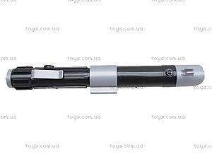 Световой меч «Звёздные Войны» со светом и звуком, 862209, цена