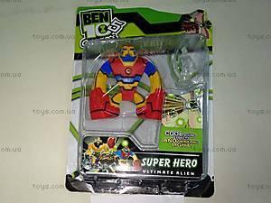 Светящаяся фигурка «Бен 10» Super Hero, 0806А-24