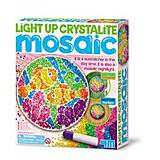 Светящаяся кристаллическая мозаика, 00-04596, фото