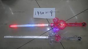 Светящаяся палочка «Микки Маус», 1430-9