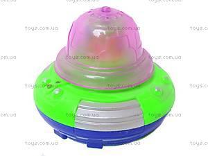Светящаяся юла, 6 штук, 7784, игрушки