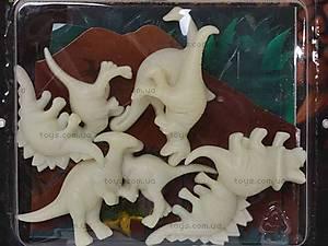 Светящиеся фигурки динозавров, 05426, цена
