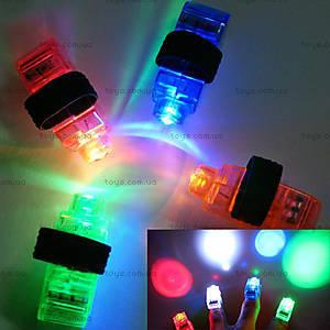Светящиеся лампочки на пальцы, W02-3008