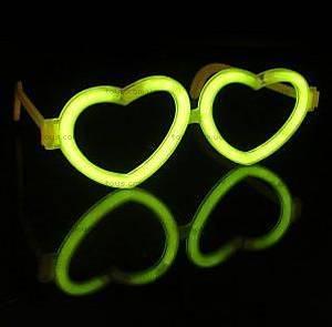 Светящиеся очки, W02-2506