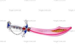 Светящийся меч, музыкальный, 432A-4BRG