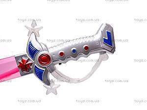 Светящийся меч, музыкальный, 432A-4BRG, отзывы