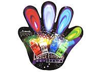 Светящиеся лампочки на пальцы для детей, BT-LT-0007, фото