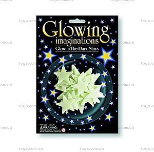 Светящиеся наклейки на потолок «Звезды», 00-05210