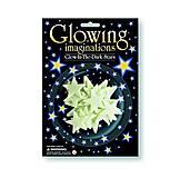 Светящиеся наклейки на потолок «Звезды», 00-05210, фото