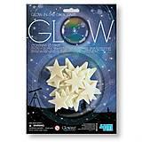 Светящиеся наклейки «Звезды» 16 штук, 00-05210, фото
