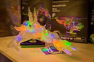 Светящийся конструктор 16 в 1 «Космический корабль», 9030b, toys