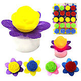 Светяшка цветок Роза (меняет цвет), SV29, toys