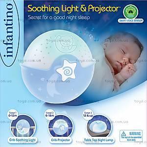 Светильник для деток «Спокойные сны», 004627I