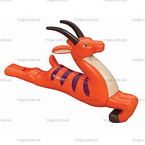 Свисток-слайдер Антилопа серии «Джунгли», BX1256GTZ