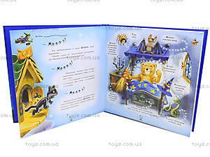 Детская книга «Олдин, медвежонок-волшебник», Я18270Р, купить