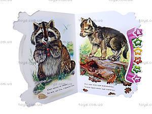 Книга для детей «В лесу», М213009У, фото