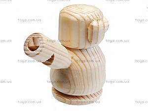 Свистулька деревянная «Мишка», 171903, купить