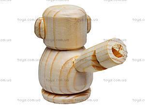 Свистулька деревянная «Собачка», 171902, фото