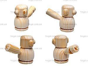 Свистулька деревянная «Собачка», 171902
