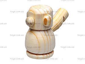 Свистулька деревянная «Собачка», 171902, отзывы