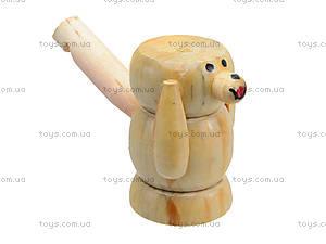 Игрушка-свистулька, 126-13-03, игрушки