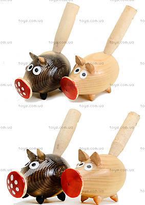 Звуковая свинка-свистулька, 171983