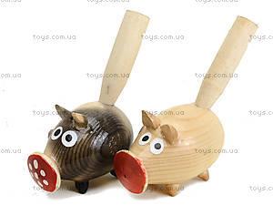 Звуковая свинка-свистулька, 171983, цена