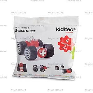 Детский конструктор Kiditec Swiss Racer, 1410