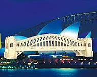 Конструктор деревянный «Сиднейский мост», П079, купить