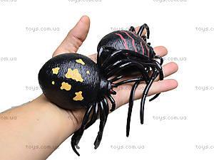Силиконовый паук для детей, A021P, фото
