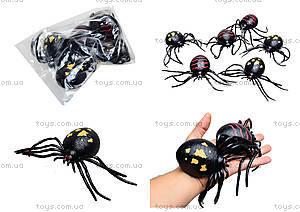 Силиконовый паук для детей, A021P