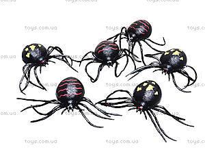 Силиконовый паук для детей, A021P, игрушки