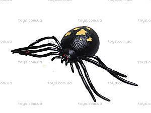 Силиконовый паук для детей, A021P, детские игрушки