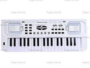 Музыкальная игрушка «Синтезатор» для детей, HS3710C