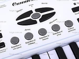 Музыкальная игрушка «Синтезатор» для детей, HS3710C, магазин игрушек