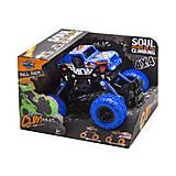 Синяя машинка-джип «Монстр», KLX500-426A, фото