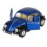 Синий Volkswagen Classical Beetle, KT50 WE, отзывы