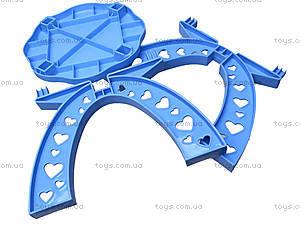 Табурет детский пластиковый, 25-031-1, фото