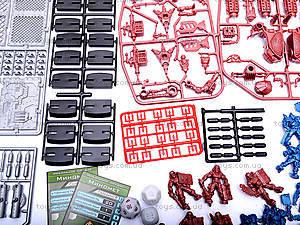 Тактическая игра «Миссия Приманка» с воинами, 329, игрушки