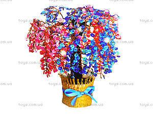 Набор для творчества из пайеток «Дерево любви», 4740, цена