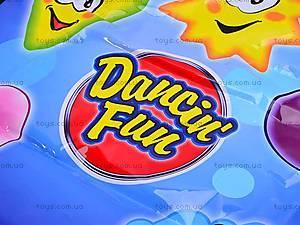 Танцевальный коврик для детей, D001, отзывы