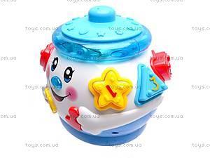 Танцующая игрушка «Горшочек», 2056C, купить